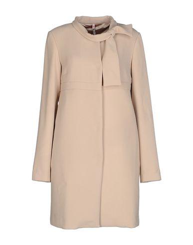 Легкое пальто SCEE BY TWIN-SET 41629939JR