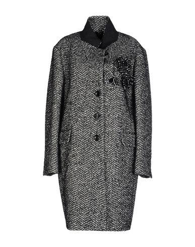 Легкое пальто ERMANNO SCERVINO 41630905LU