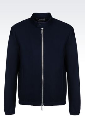 Armani Blouson jacket Men bomber in nylon