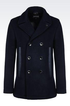 Armani Dust jackets Men outerwear