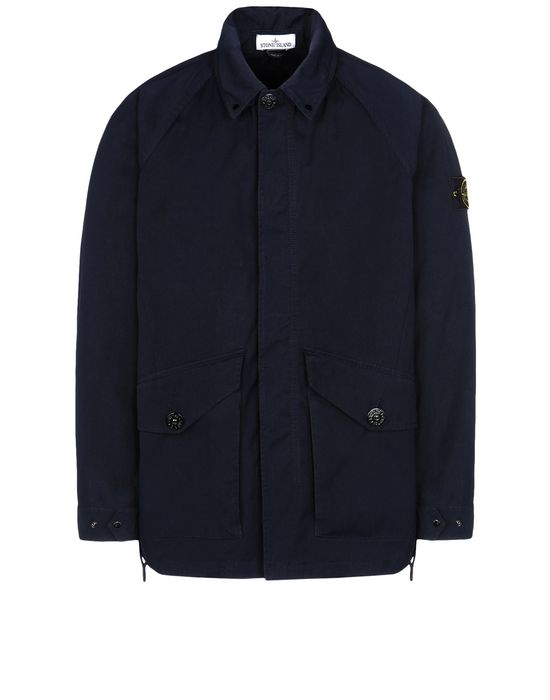 Jacket 44834 POLYESTER MICRO REPS STONE ISLAND - 0