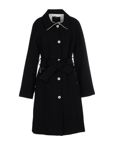 Легкое пальто CLASS ROBERTO CAVALLI 41635071AV