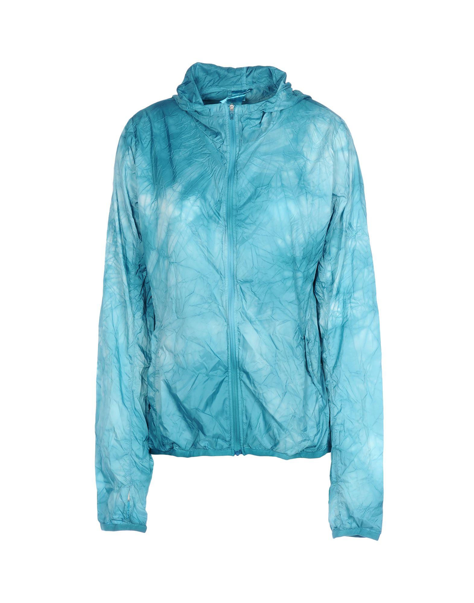 ADIDAS Damen Jacke Farbe Grün Größe 5