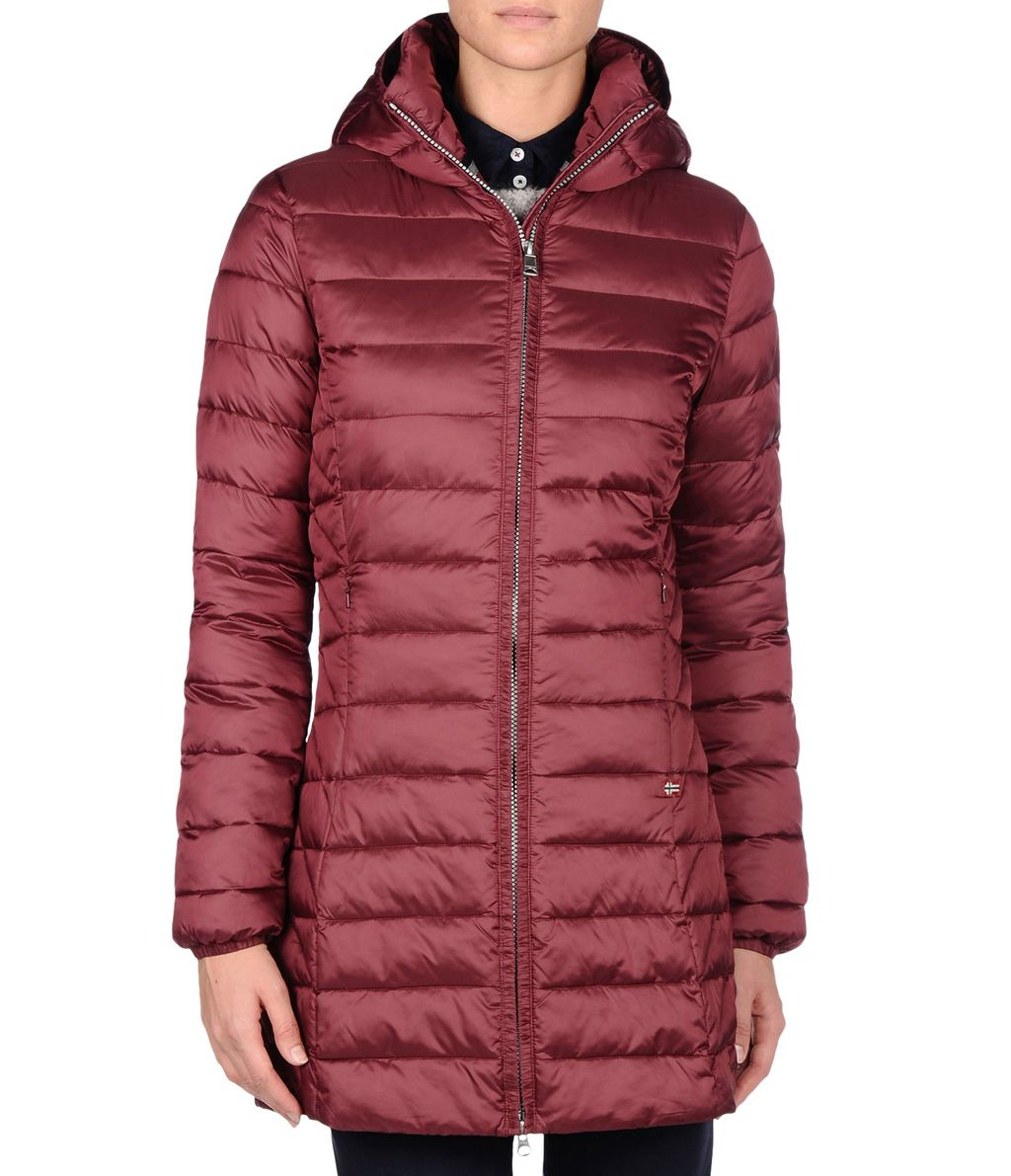 NAPAPIJRI AMELUP Long Jacket D f