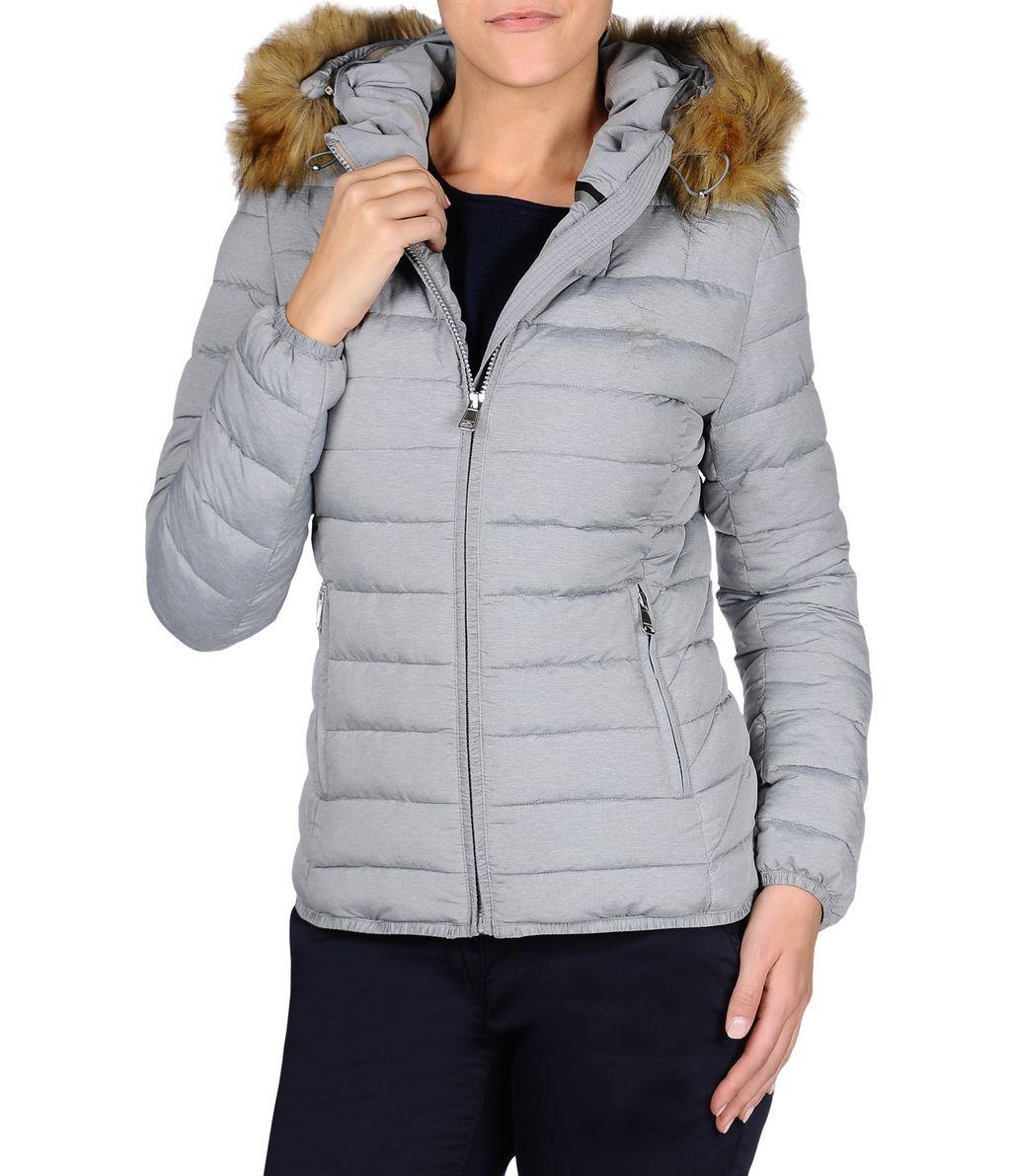 NAPAPIJRI AERONS WOMAN JERSEY Short jacket D f