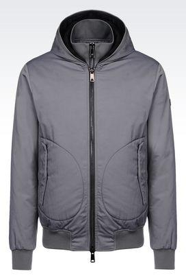 Armani Blouson Men water repellent down jacket