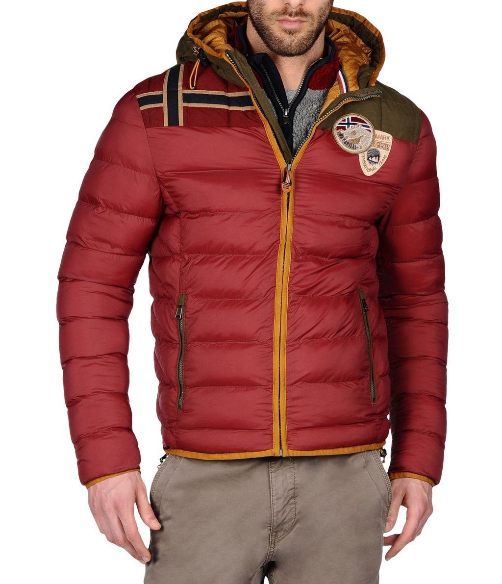 NAPAPIJRI AERONS HERITAGE Short jacket U f