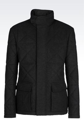 Armani Dust jackets Men outerwear