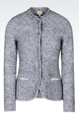 Armani Dinner jackets Women knit jacket