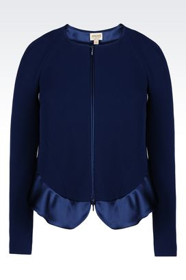 Armani Dinner jackets Women jacket in ottoman