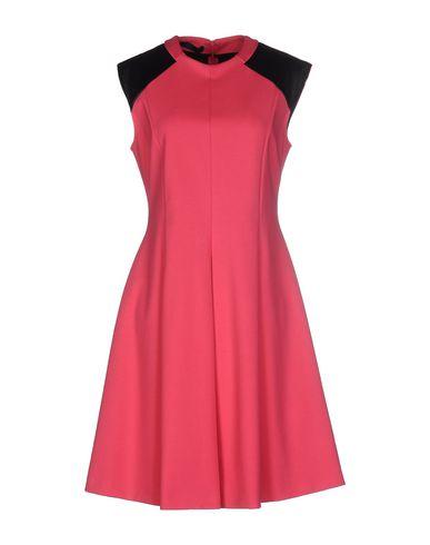 Платье до колена BLUE LES COPAINS 41646253HL