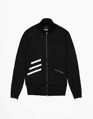 Y-3 3-STRIPES TRACK JKT SWEAT SHIRTS man Y-3 adidas