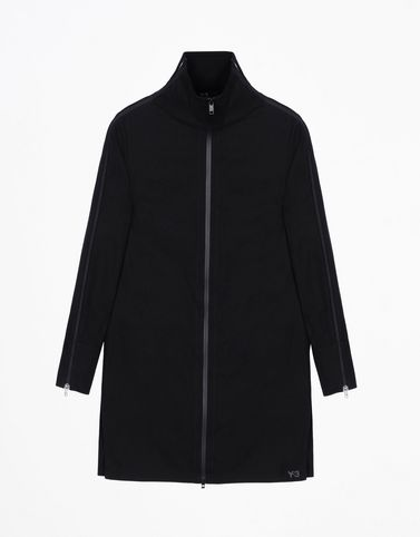 Y-3 COTTON TWILL JACKET COATS & JACKETS woman Y-3 adidas