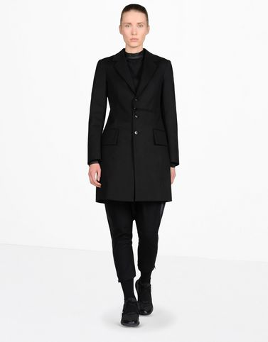 Y-3 CANVAS 3S LONG JACKET COATS & JACKETS woman Y-3 adidas