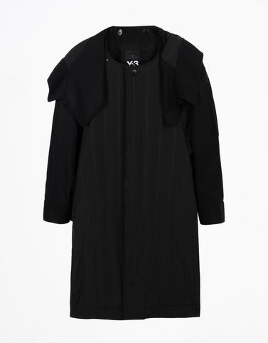 Y-3 ULTRA LIGHT PARKA COATS & JACKETS woman Y-3 adidas
