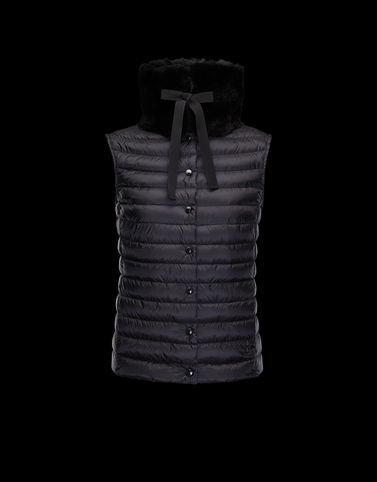 Moncler Waistcoat D THEODOSIA