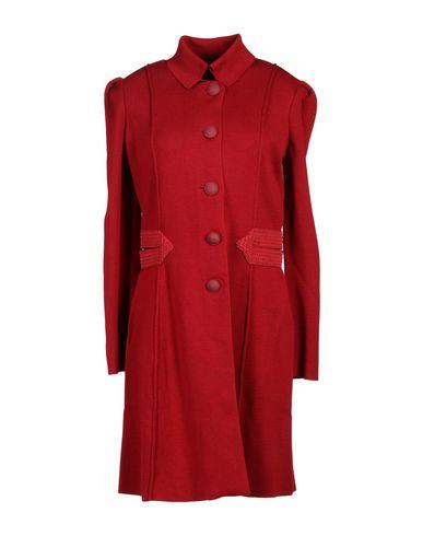Легкое пальто EMPORIO ARMANI 41657102IT