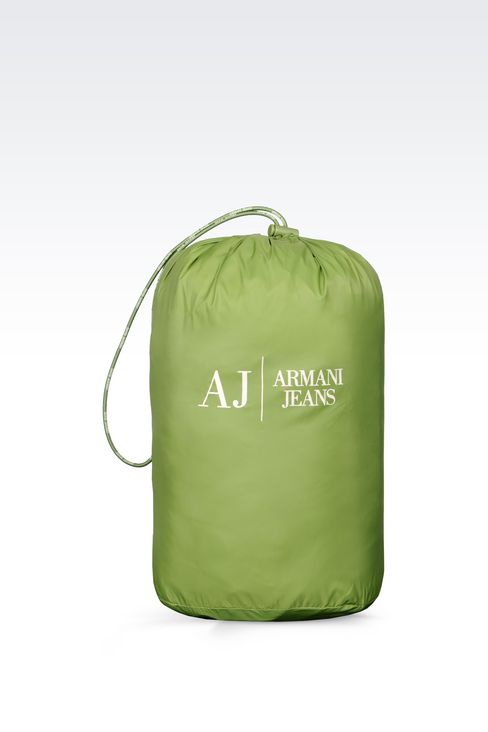 ULTRA LIGHT DOWN JACKET WITH SPECIAL PACKAGING: Down coats Men by Armani - 5