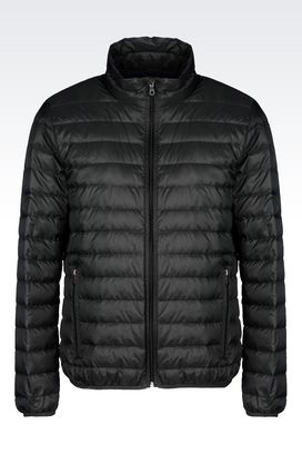 Armani Down coats Men ultra light down jacket with special packaging
