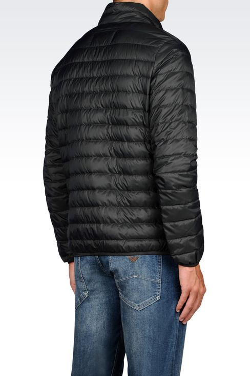 ULTRA LIGHT DOWN JACKET WITH SPECIAL PACKAGING: Down coats Men by Armani - 3