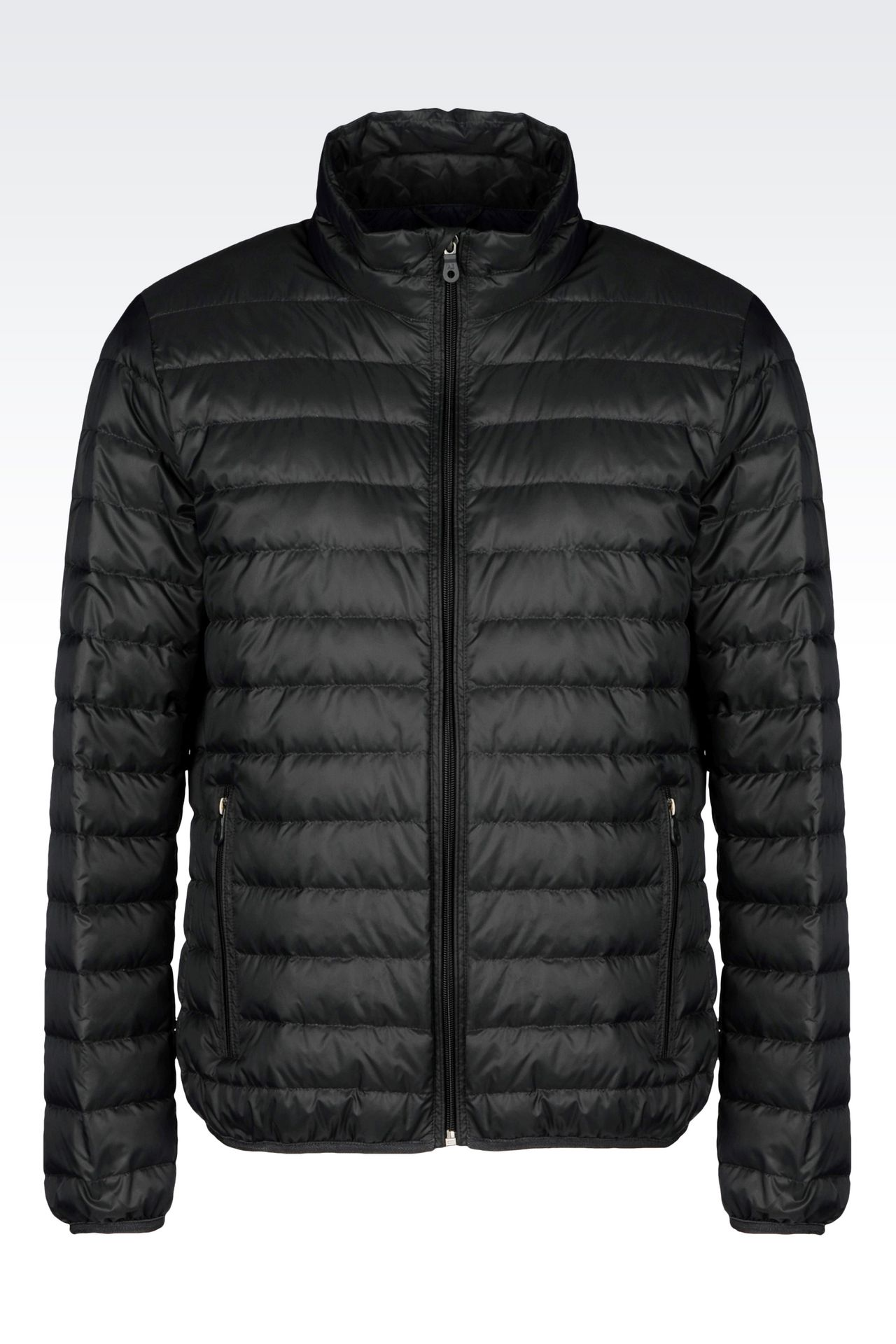 ULTRA LIGHT DOWN JACKET WITH SPECIAL PACKAGING: Down coats Men by Armani - 0