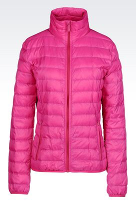 Armani Down coats Women outerwear