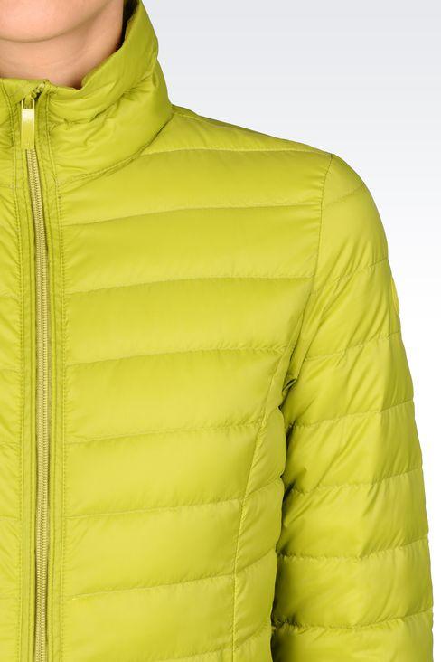 Outerwear: Down coats Women by Armani - 4