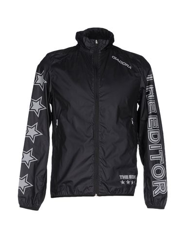 Куртка DIADORA HERITAGE BY THE EDITOR 41660938MS