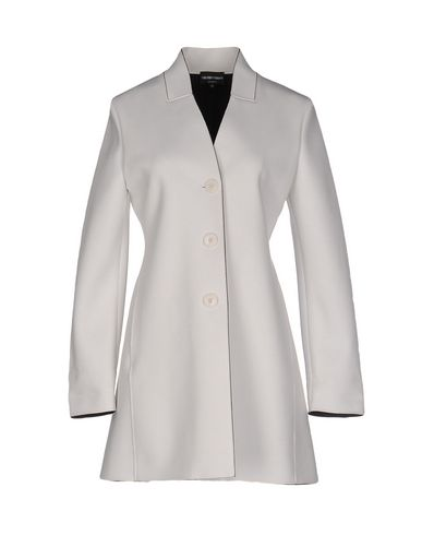 Легкое пальто EMPORIO ARMANI 41661337WH