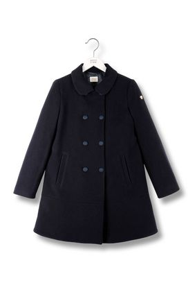 Armani Double-breasted coats Women outerwear