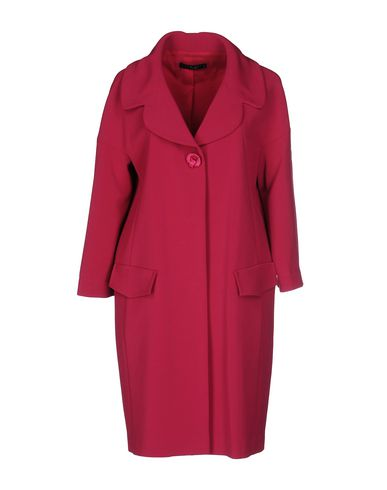 Легкое пальто TWIN-SET SIMONA BARBIERI 41664582LL