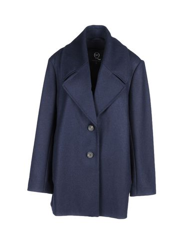 Пальто MCQ ALEXANDER MCQUEEN 41665655AA