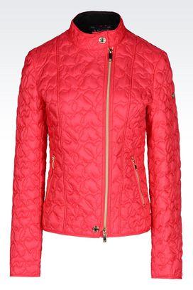 Armani Blouson Women down jacket in nylon