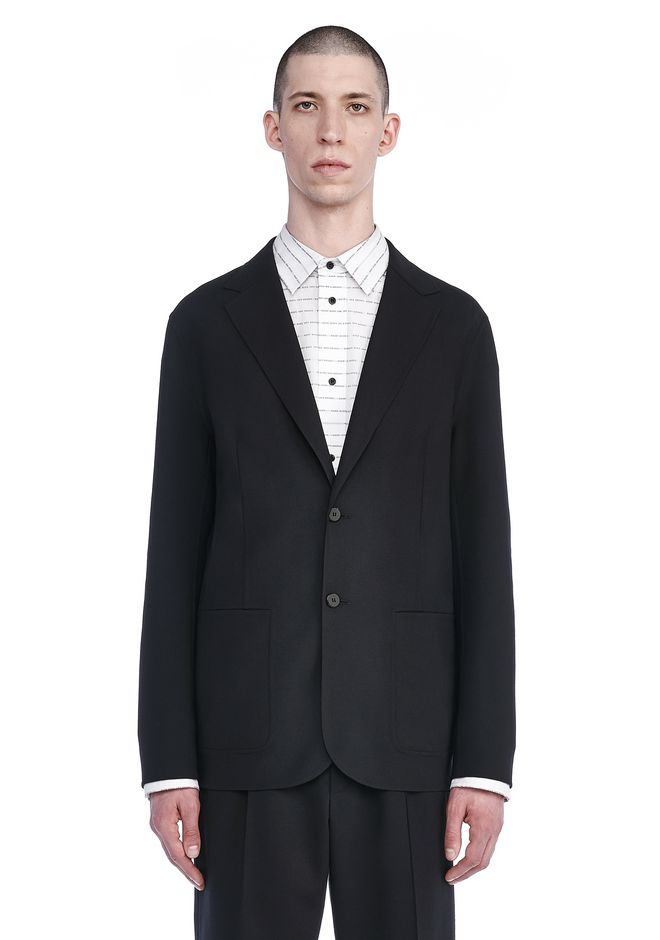 ALEXANDER WANG JACKETS AND OUTERWEAR  Men TWO BUTTON TAILORED JACKET