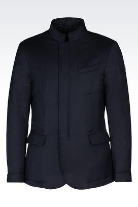 Armani Dust jackets Men twill blouson