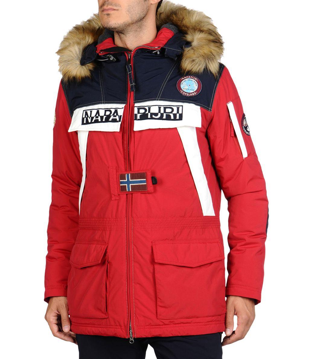 NAPAPIJRI SKIDOO COPELAND Mid-length jacket U f