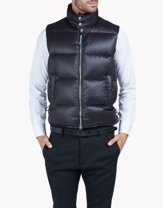 puff vest coats & jackets Man Dsquared2