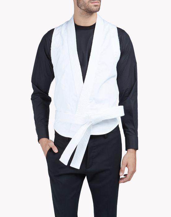 karate vest coats & jackets Man Dsquared2