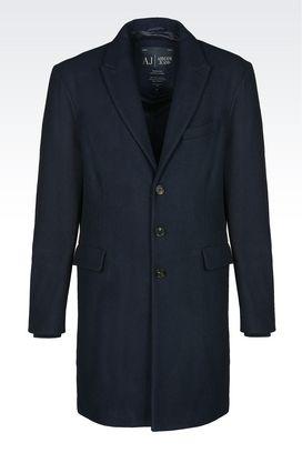 Armani Manteaux à un bouton Homme manteaux