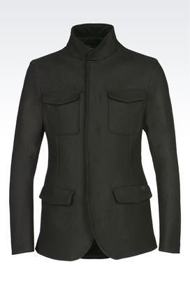 Armani Dinner jackets Men jacket in wool