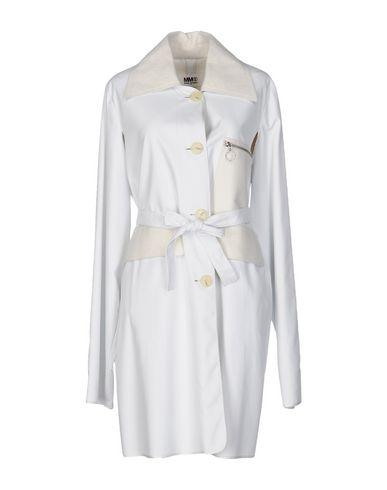 Легкое пальто MM6 BY MAISON MARGIELA 41674286QU
