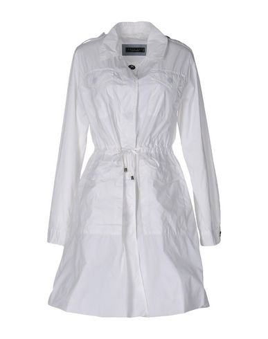 Легкое пальто TWIN-SET SIMONA BARBIERI 41675177TH