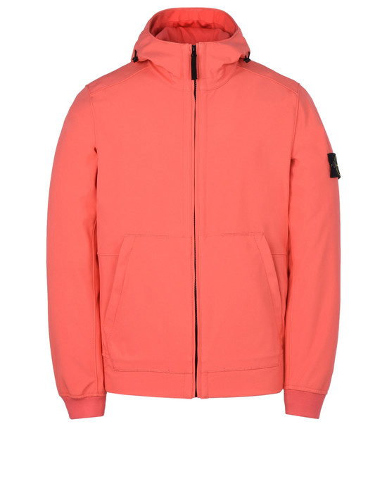 STONE ISLAND Jacket 41627 LIGHT SOFT SHELL-R