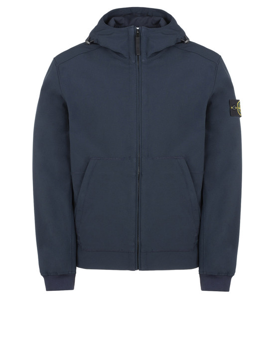 8f3ad0155fece 41627 LIGHT SOFT SHELL R Jacket Stone Island Men - Official Online Store