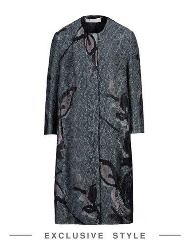 Легкое пальто MARNI 41677957BW