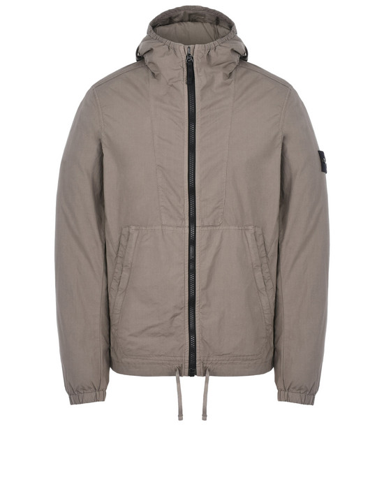 STONE ISLAND Mid-length jacket 43503 TELA PARACADUTE STRETCH
