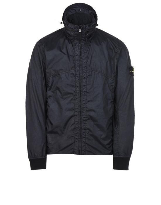 STONE ISLAND Mid-length jacket 44223 MEMBRANA 3L TC