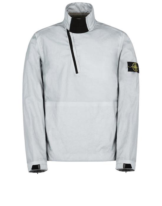 STONE ISLAND Mid-length jacket 42423 MEMBRANA 3L TC