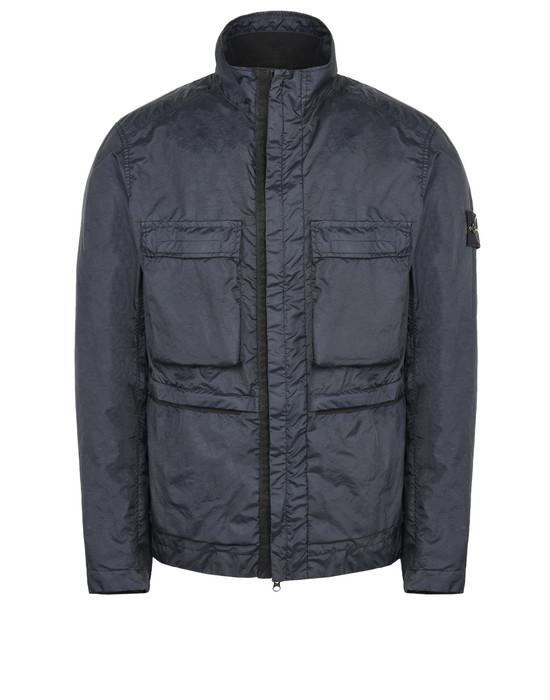 STONE ISLAND Mid-length jacket 44123 MEMBRANA 3L TC