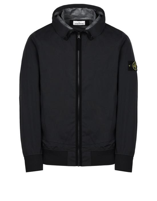 STONE ISLAND Jacket 42026 LIGHT SOFT SHELL SI CHECK GRID